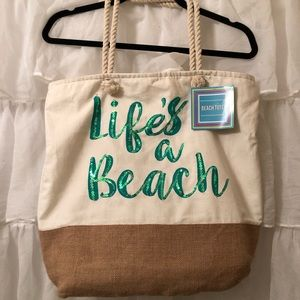 Handbags - Beach tote bag
